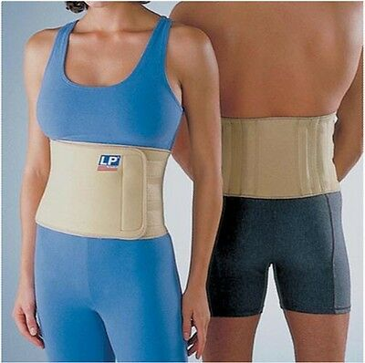 LP727 Back Support With Stays Waist Belt Back Injury brace Lumbar Pain Sciatica