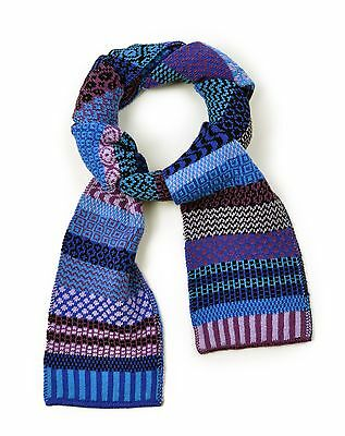 Solmate Brand Scarf for Men or Women, USA Made, Recycled Yarns, Free Shipping