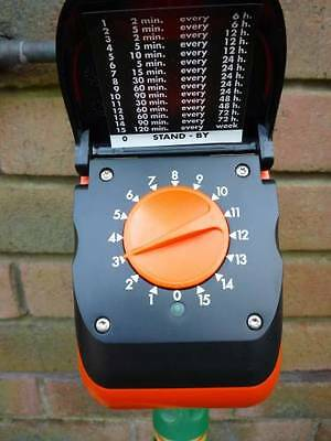 Claber Logica Timer And Controller - Control Garden Irrigation - Water Timers