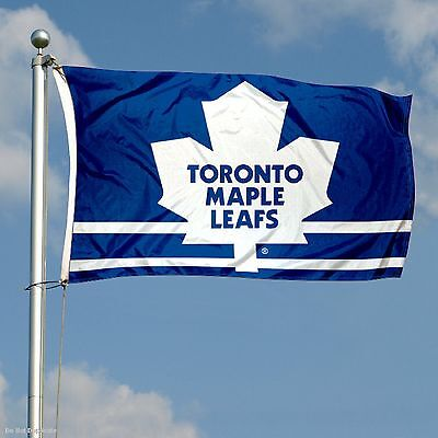 Brand New Toronto Maple Leafs Flag 3x5FT Large