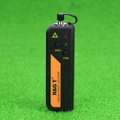 MINI 10mw Fiber Optic Cable Tester Visual Fault Locator Checker for sc/fc/st
