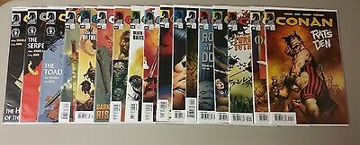 Dark Horse Conan Series 2004-2008 Complete Lot 0-50 + VARIANTS!!!!!