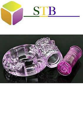 cock ring butterfly massager vibrator uni-sex vibrating toy free delivery aus