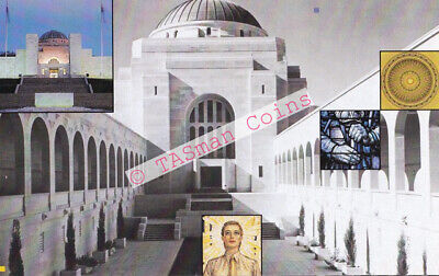 Australia - 1991 - In Memory of Those Who Served Stamp Pack