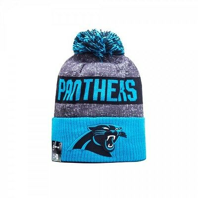 Bonnet NFL Carolina Panthers New Era Sideline Bobble