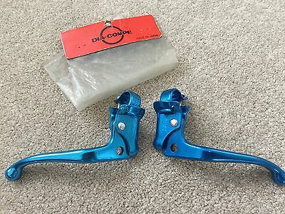 1983 Dia Compe Pre Bent  Levers   - Old School Bmx - Raleigh Burner
