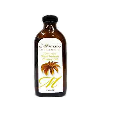 MAMADO 100% PURE West Indian Castor Oil 150ml