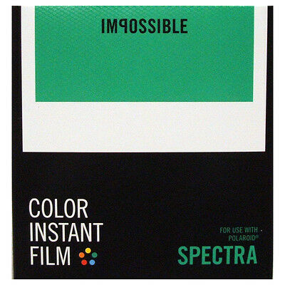 Polaroid Image Spectra Type Instant Film - NEW