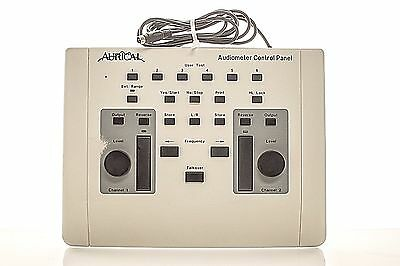 Madsen Aurical 2C-ACP 2 Channel Audiometer Control Panel with Warranty