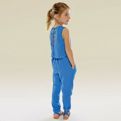Chloe Baby Girls Blue Jumpsuit 3 Years