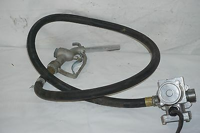 RV TRAILER 16 FOREST RIVER NITRO Fuel Transfer Pump With Gun And Hose EZ-8RV