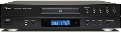 TEAC CD-P1260 Compact Disc Player (Black) with Anti-Skip. New. Authorized