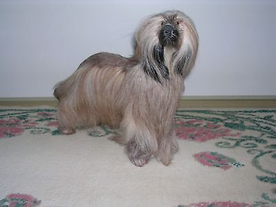 Realistic Lifelike Dog Rabbit/Goat Fur Animal D622C