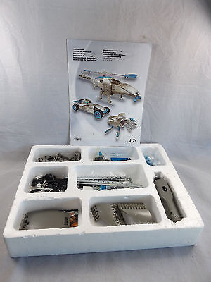 Meccano # 7901  Speed Play Set ~ 3 Models