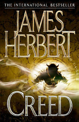 Creed by James Herbert BRAND NEW BOOK (Paperback, 2012)