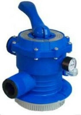 Replacement 6 Way Valve for Intex 16 Inch Sand Filter and Pump Combo, New!