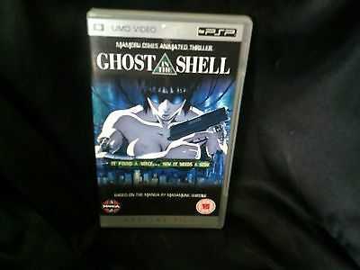 Ghost In The Shell (UMD, 2005), In Great Condition, Trusted Ebay Shop