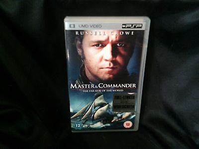Master And Commander: The Far Side Of The World (UMD, 2006), Trusted Ebay Shop