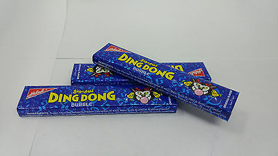DINGDONG Halal BUBBLE Chewing Gum Tutti Fruity Flavour Halal Sweets Candy BUBBLE