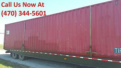 40ft HC Shipping Container Storage Container in Chicago Illinois