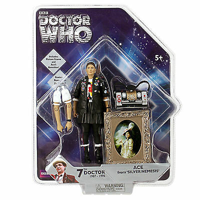 Doctor Who Ace From Silver Nemesis Action Figure NEW Toys 7th Companion