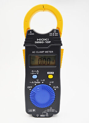 Hioki 3280-10F Clamp Hitester 1000A Hitester AC Tester Meter Replace 3280-10