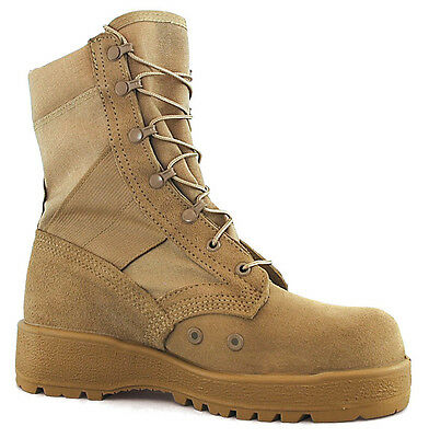 NWOT 282 Altama Hot Weather Tan Combat Boot 10 Wide Left Boot Only