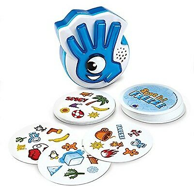 Spot it! Freeze Game by Blue Orange New Free Shipping