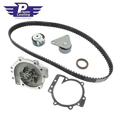 Brand New Timing Belt & Water Pump Kit For Volvo C70 S40 S60 S80 V70 Xc70 Xc90