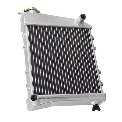 3Row Aluminium Radiator for Go-Kart Karting Gearbox Shifter Karts Engine Cooling