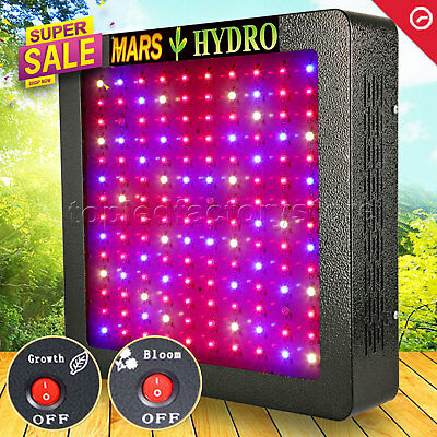 Mars II 700W Led Grow Light Panel Full Spectrum Hydro IR Indoor Plant Veg Flower