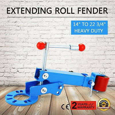 Roll Fender Extending Rolling Reforming Kit Professional Wheel Arch Larger Wheel