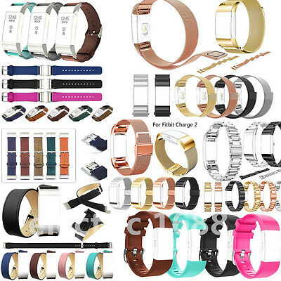 2016 New For Fitbit Charge 2 Wristwatch Strap Bracelet Band Accessories ALL type
