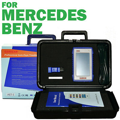 CareCar AET-I OBD Scan Tool For Benz Adaptation Actuation Coding Programming