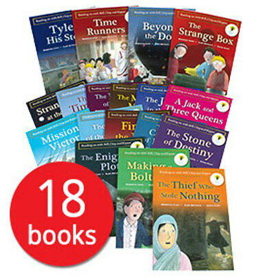 Biff, Chip and Kipper: Time Chronicles Collection - 18 Books