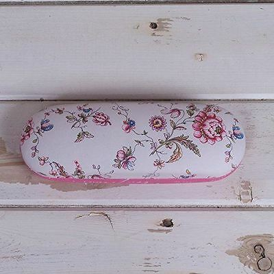 New Soul Versailles Contemporary Floral Protective Glasses Hard Case