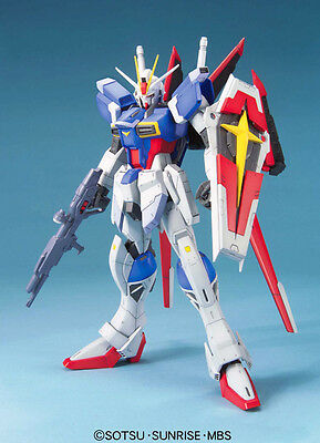 ZGMF-X56S/a Gundam Force Impulse GUNPLA MG Master Grade 1/100 BANDAI