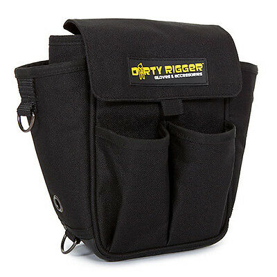 Dirty Rigger Tech Pouch 2.0 - 2.5Ltr Main Storage Pocket