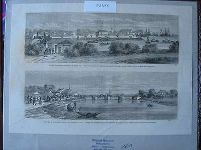 93586-Asien-Asia-China-Shanghai-T Holzstich-Wood engraving