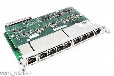 Cisco HWIC-D-9ESW-POE 9 Port POE HighSpeed Network Interface Card Tested/Working