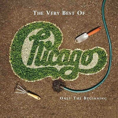 Chicago - Very Best Of Chicago: Only The Beginning CD Album NEW!