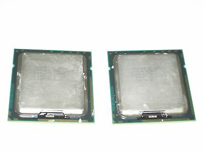 Matched Pair of Intel Xeon X5660 2.8GHz 12MB Six Core SLBV6 Processors