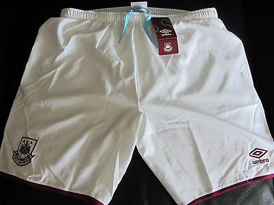 West Ham United home football shorts - Medium