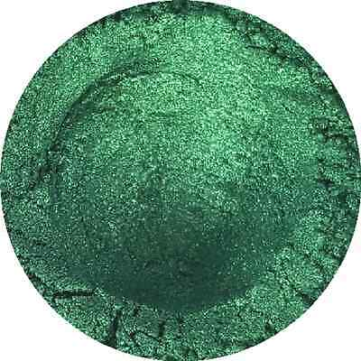 Emerald Green Cosmetic Mica Powder 3g-50g Pure Soap Bath Bomb Colour Pigment