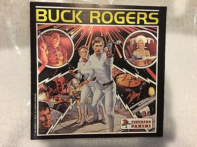 1980 Buck Rogers Vintage Panini Sticker Album