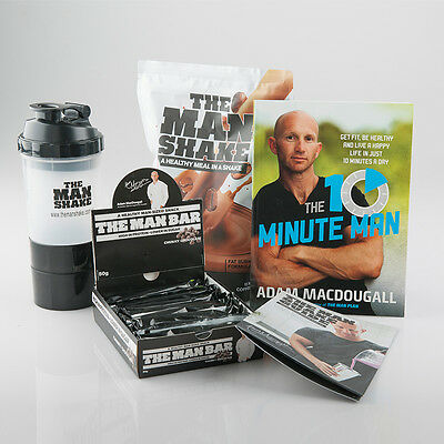 The 10 Minute Man Pack