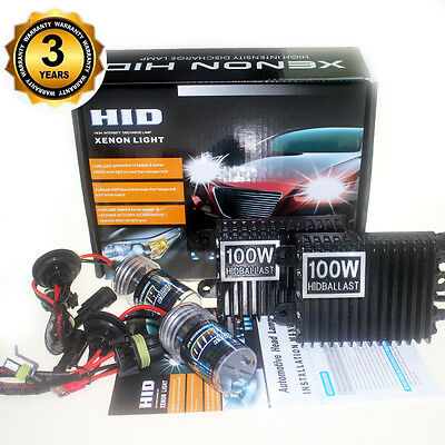 HID Xenon 55W 75W 100W H1 H3 H4 H7 H11 H13 9005 9006 Headlight Conversion Kit