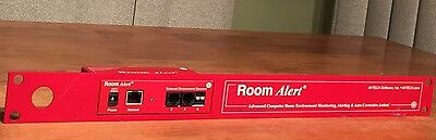 AVTECH Room Alert 4E Advanded Computer Room Facilities Environment Monitoring