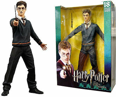 Harry Potter 12 inch Collectable Action Figure with Voice by NECA
