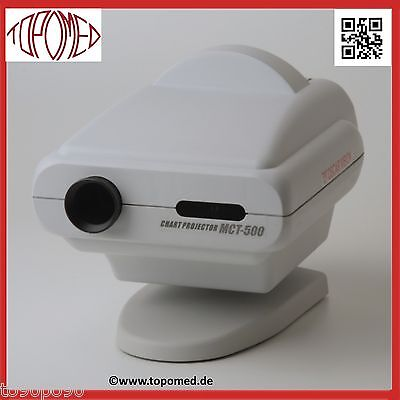 Sehzeichenprojektor TOPOMED TCP-500LED - gebraucht